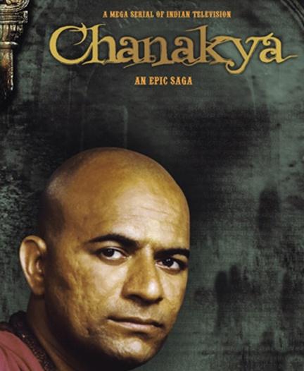 Dr Chandraprakash Dwivedi(Chanakya) is back on DD