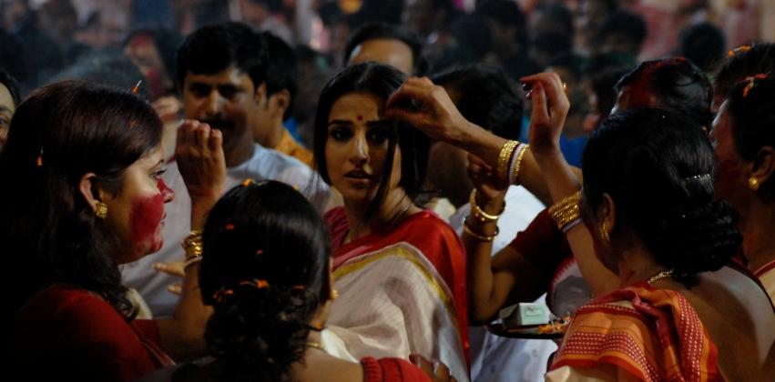 "Sujoy Ghosh treats audiences to `Ami shotti bolchi"" in Kahaani"