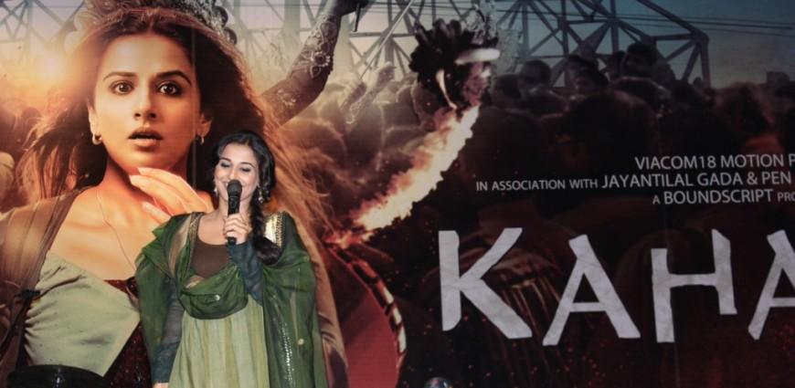 `Music of Vidya Balan starrer Kahaani launched at Kala Ghoda