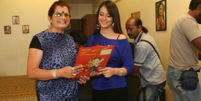 "Preeti in her Bubbly Avtar in writer,Director Sneh Tull's ""Dekho Ye hai Mumbai"""
