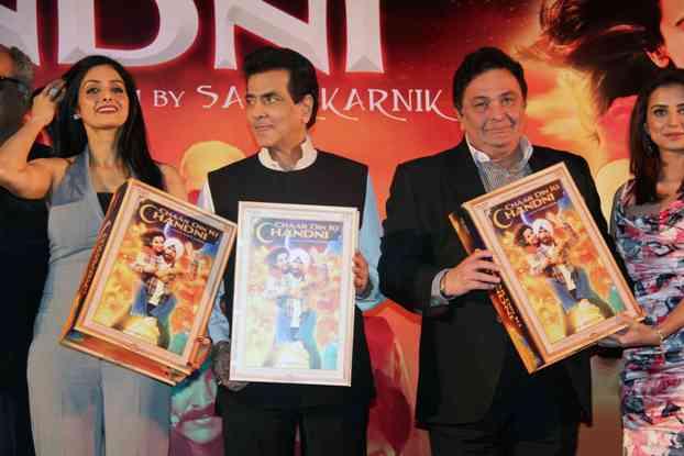 "Grand Music Launch of ""Chaar Din Ki Chandni"" !"