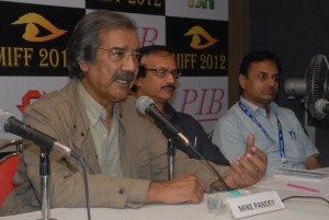 MIFF 2012:Needed support for information films that make difference to our lives – Mike Pandey