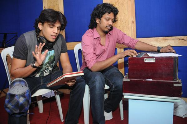 Singer /composer Nakash and Abhijeet Sawant a musical evening