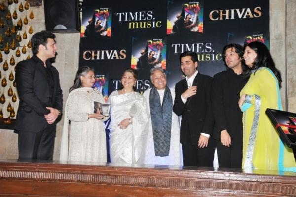 Timeless Qawwali interpretations by Amaan Ali Khan & Ayaan Ali Khan by Karan Johar