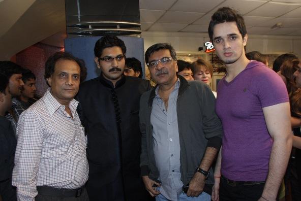 Producer Amit Mishra's Birthday Bash !