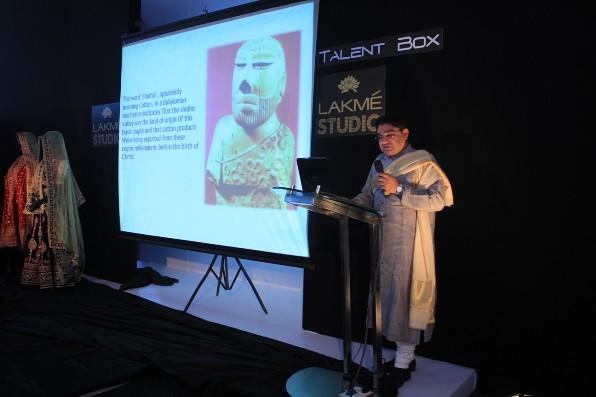 Celebrating Indian Textile Heritage Workshop By Umang Hutteesing At Lakme Fashion Week Summer/Resort 2012