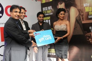 Chitrangad​a Singh launches ItzGift