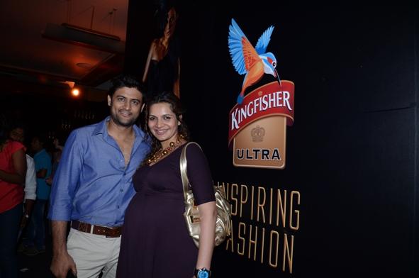 Fashion Fiesta @ 'Kingfisher ULTRA Lounge' on Day 3