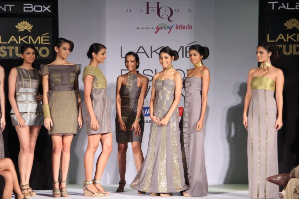 Fwd: PRIYAL PRAKASH & KAPIL AND MMONIKA ARORA SHOWED THEIR LATEST LINES AT THE TALENT BOX DURING LAKMÉ FASHION WEEK SUMMER/RES​ORT 2012