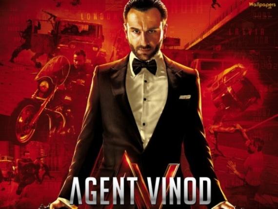 """Agent Vinod"" Saif Ali Khan's biggest opening"