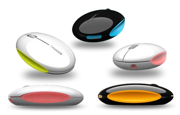 "PORTRONICS Rolls Out Wireless Mouse –""Imooze"""