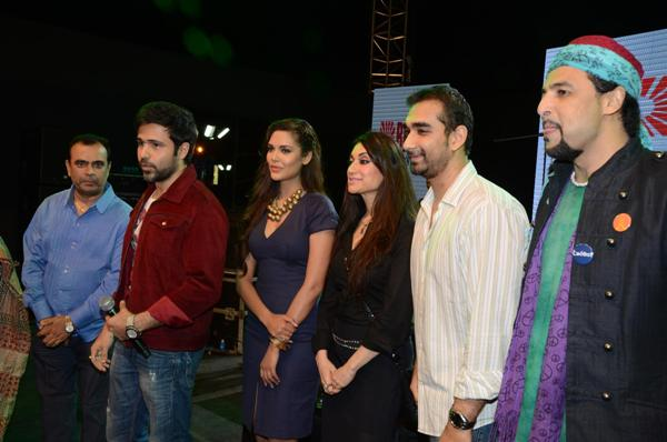 """JUNOON""co​ncert – for Peace, Love and Passion featuring cast of jannat 2"