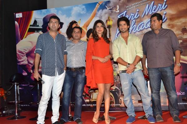 First Look Launch -Teri Meri Kahaani!