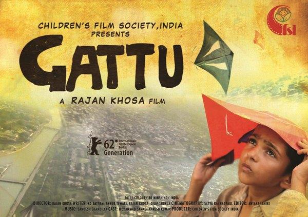 GATTU GET AWARDED AT LOS ANGELES FILM FESTIVAL