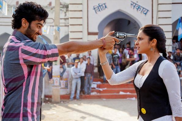Ishaqzaade (A Mumbai boy Vs an Ambala girl )