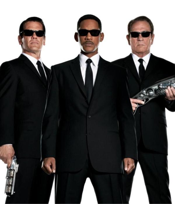 First look/Informative piece- MEN IN BLACK 3