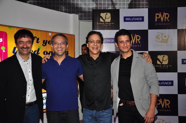 Celebrating 30 years of Striving in Cinema- Festival of Vinod Chopra Films