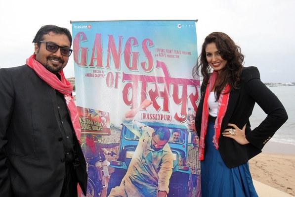 Cannes Embraces Gangs of Wasseypur Amid International Media Frenzy