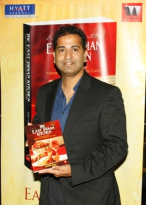 """Master Chef India Season 1 & 2 Food Consultant Michael Swamy launches his Gourmand Award winning cook book """"The East Indian Kitchen"""""""