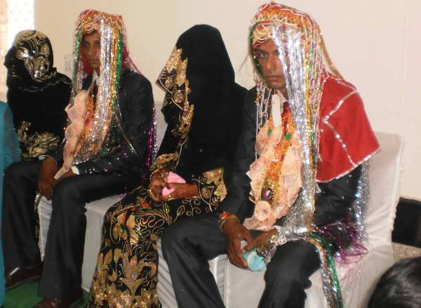 Hindu Muslim Couple Marriage under One Roof