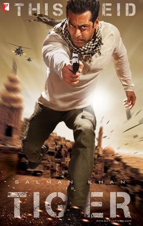 THIS EID SALMAN KHAN IS TIGER!