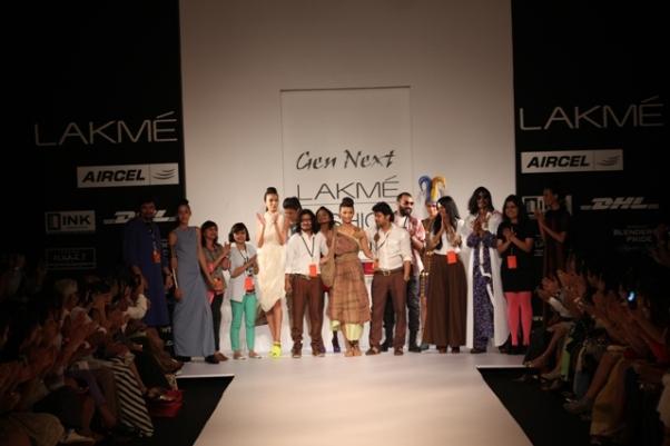 Lakmé Fashion week announces the Gen Next Batch for Winter/Festive 2012