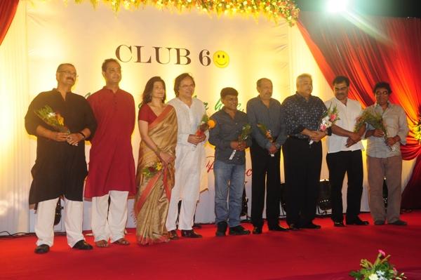 Club 60 Mahurat : dated 12th may, 2012