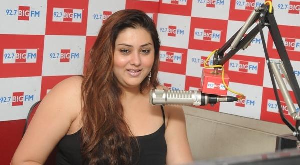 BIG Namitha Birthday Celebration