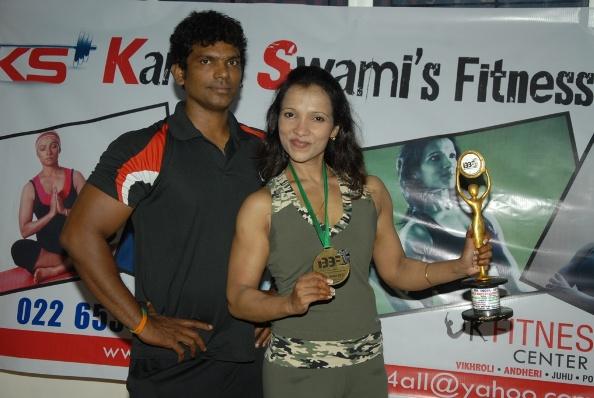IBBF Fitness Champion Karuna Swami Launches Fitness Modeling & Training Program