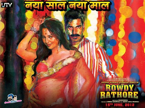 Akshay Kumar on a Rowdy Hunt.