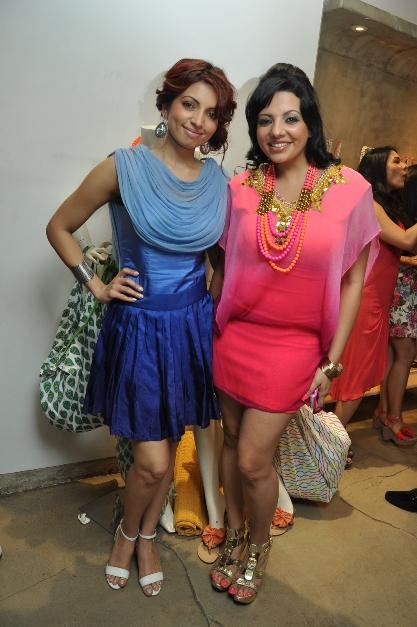 Celebrity Swimwear Designer AmbiKa Sanjana launched BiKa amidst great pomp and fair.