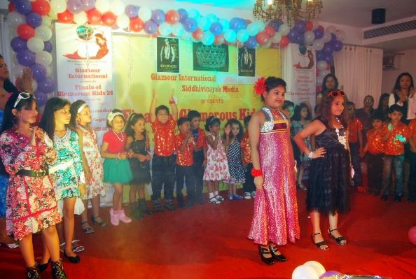Finale of 'Glamorous Kids 2012'