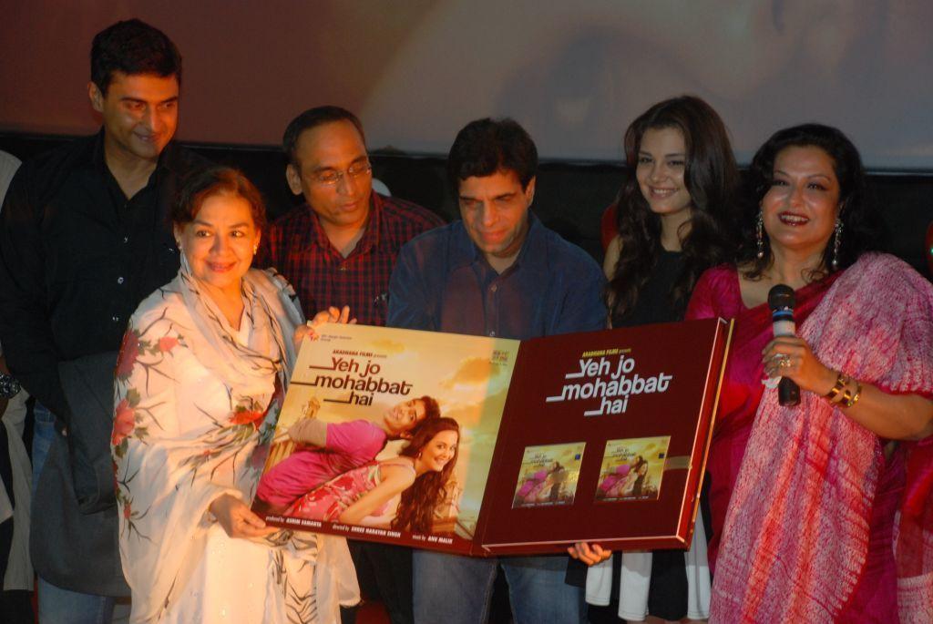 Saregama launches the Music of Yeh Jo Mohabbat Hai
