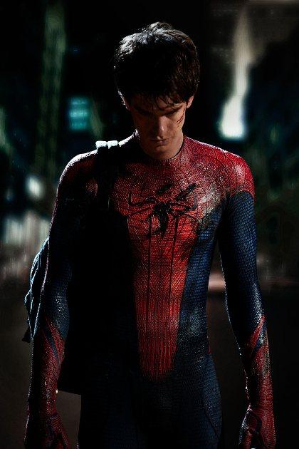 Andrew Garfield's dream role had always been Spider-man
