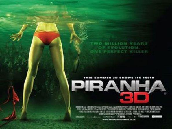 Maya Digital Studios continues with its high quality International work for Piranha 3DD