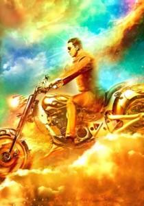 Akshay Kumar Rides Vardenchi Chopper in his upcoming movie OMG (OH MY GOD!)