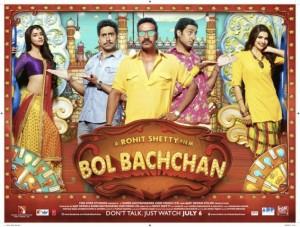 Blockbuster Bachchan emerges with Bol Bachchan