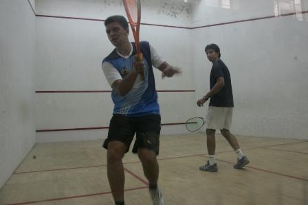 Gaurav Nandrajog Wins the Coca Cola Squash Open Championship 2012