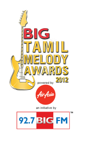 "SP BALASUBRAM​ANIAM SWEEPS TWO TROPHIES AT ""THE BIG TAMIL MELODY AWARDS 2012"""