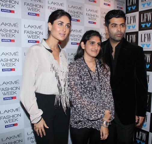Anushka Khanna, Felix Bendish and Izi Atelier Presented Grand Shows at the Usha Talent Box during Lakmé Fashion Week Winter/Festive 2012