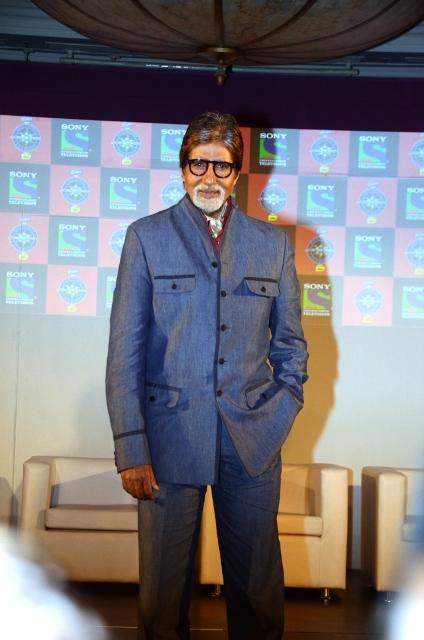 'Panch Koti Gyaan Kumbh'  KBC 2012 LAUNCHES ON SONY ENTERTAINMENT TELEVISION