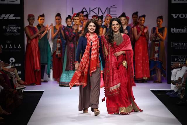 "Shruti Sancheti Presents""THAR""  At LFW Winter/Festive 2012"
