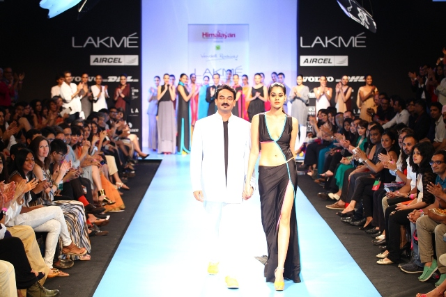 Himalayan Presented the Ethereal Timeless Collection of Wendell Rodricks to End Day Two at Lakmé Fashion Week Winter/Festive 2012