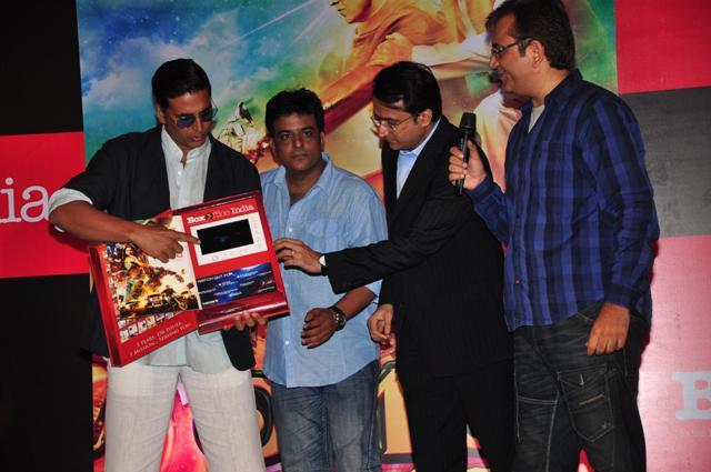Digital promo launch of film Oh My God