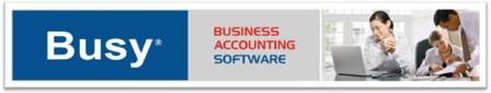 BUSY Launches new Accounting Software- BUSY 12