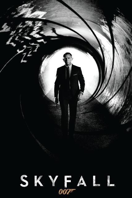 SKYFALL 007  ROYAL WORLD PREMIERE LONDON, 23RD OCTOBER 2012