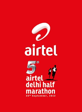 Rs 4 crore expected to be raised for charity through 5th Airtel     Delhi Half Marathon, 2012