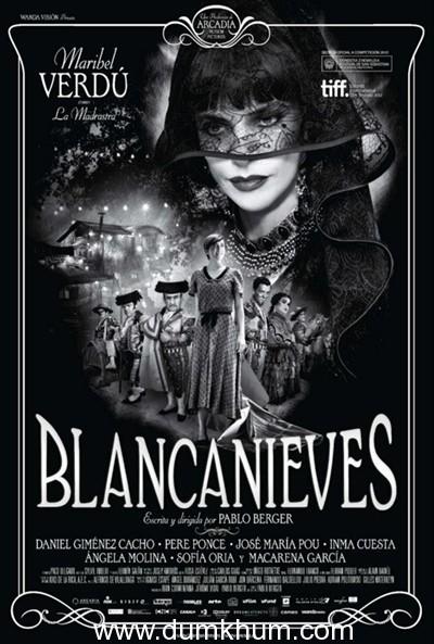 Spain's official Oscar Entry 'Blancanieves' announced as the Closing Film of the 14th Mumbai Film Festival