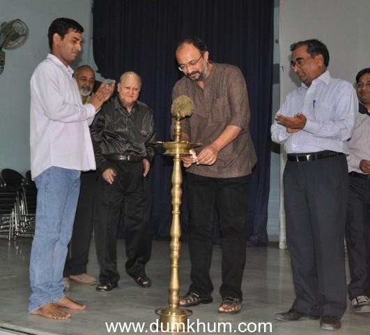 Jaipur International Film Festival   Script writing workshop by Anjum Rajabali