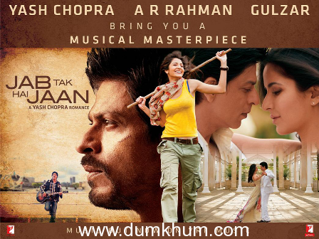 """""""JAB TAK HAI JAAN"""" PREMIERE BEING HELD IN ACCORDANCE WITH YASHJI'S WISHES"""